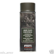 OLIVE DRAB Army Spray Paint Cans 400ml US Military Spec Paint Industrial US Jeep