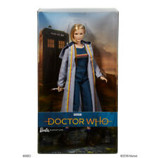 Doctor Who Limited Edition - Barbie Thirteenth 13th Doctor Boxed Pre-order Dec 3