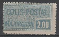 "FRANCE STAMP TIMBRE COLIS POSTAUX 79 "" 2F BLEU 1926 "" NEUF xx TB  N964"