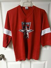 Vintage ECHL Allen Americans Hockey Jersey Youth Large 14/16 by Park Anthony USA