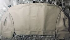 1997-2006 JAGUAR XK8 XKR x100 CONVERTIBLE TOP BOOT STOWAGE COVER OEM w BAG SET