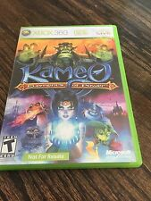Kameo Elements Of Power Xbox 360 Cib Not For Resale Game XG3