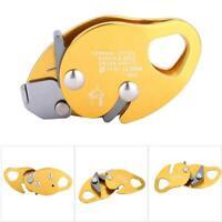 Absturzsicherung Klettern Baumklettern Seilbremse Sicherungsgerät für 11-12.5mm