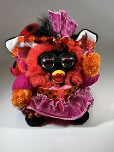 Customized Furby Lady Bug
