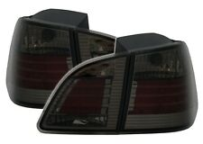 ALL SMOKED LED REAR LIGHTS LAMPS FOR THE BMW E61 5 SERIES ESTATE TOURING