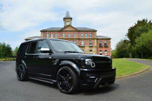 Land Rover Discovery 3 (models from 2004 to 2011) Redesign Body Kit