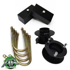 "03-13 Dodge Ram 2500 3500 3"" Fr 1"" Rr Leveling Suspension Lift Kit 4"" Axle 4X4"