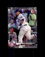 2017 Bowman  #45 Kyle Schwarber Chicago Cubs (K)