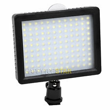 W160 LED Video Camera Light Lamp For CANON 5D Mark III 6D 7D 70D 60D 700D 1200D