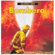 Quiero ser Bombero (Spanish Edition)-ExLibrary