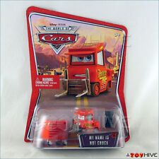 Disney Pixar Cars World of Cars My Name is Not Chuck Pitty 55