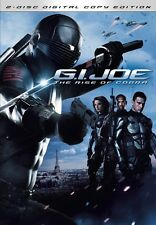G.I. Joe: The Rise of Cobra (DVD, 2009, 2-Disc Set)