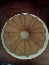 Homemade Apple Pound Cake! Real Apples!