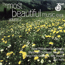 Most Beautiful Music Ever, Vol. 2 by Various Artists (CD, Apr-2003, Mastersong)