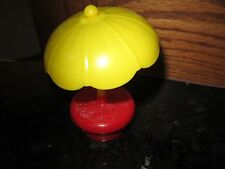 Fisher Price Little People Umbrella Porch Patio beach village city town park toy