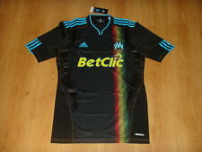 Olympique Marseille France Jersey Tech Fit Top Maillot TECHFIT Shirt SS  REDUCED