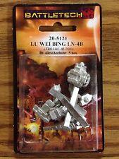 BattleTech Miniatures: Lu Wei Bing LN-4B 20-5121 Click for more savings!