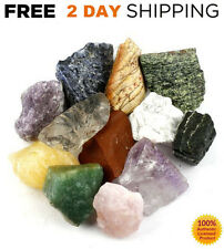 3 LB CRYSTAL MIX Rough LOT Stones Raw Natural Brazil Assorted Bulk SUPER LARGE