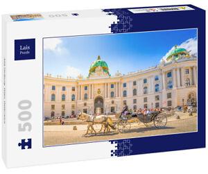 Lais Puzzle - Alte Hofburg, Wien, Österreich - 500 Teile