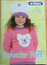 Patons Knitting Contemporary Babies Patterns