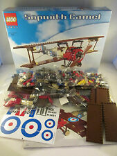 Lego Sculptures - 3451 Sopwith Camel NEW SEALED