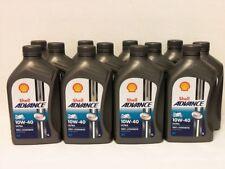 6,25€/l Shell Advance Ultra 4T 10W-40  30 x 1 L vollsyn Premium 4Taktöl