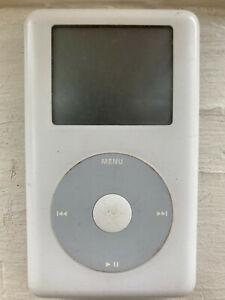 Apple iPod 20gb, 4th Generation, USED