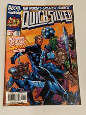 Quicksilver #1 November 1997 Marvel Comics