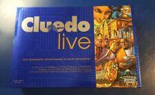 Cluedo Live Deutsch | Hasbro Parker Brettspiel