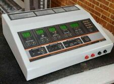 NEW Interferential Physical Therapy Machine IFT Physiotherapy Equipment @qa