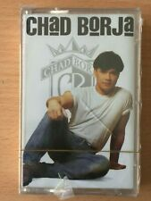CHAD BORJA PHILIPPINES OPM SEALED NOS Cassette Tape