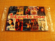 INKWORKS 2004 SAN DIAGO COMIC CON FACTORY SEALED PACK OF 8 PROMOTIONAL CARDS