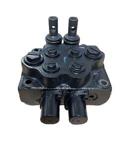 Hydraulic Log Splitter Directional Control Valve - 315BAR