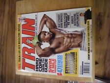Train Fitness Magazine For Him  Issue 5 May 2015