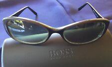 Authentiques lunettes de soleil Hugo Boss vintage femme
