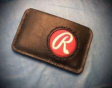 Rawlings Leather Baseball Glove Card Holder / Wallet