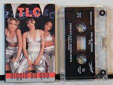 Vintage 1995 TLC Single Cassette Tape~Diggin' On You