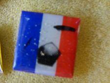 Fussball Anstecker, schöner Pin - Metall, Abzeichen - Fußball-Werbung - MS 968