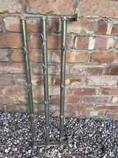 More details for vintage industrial coat hooks cloakroom wall mounted rack
