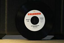KEITH BARROW PROMO 45 RPM RECORD..TD 17-4