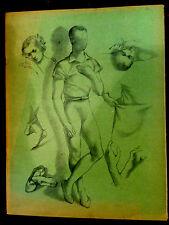 THE BALLET THEATRE 1950-1951 ANNUAL SOUVENIR BOOK (second edition)