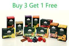 Herbal Tea bags Ahmad Tea bags Teas Sachets varieties Flavors 20 pack Green Teas