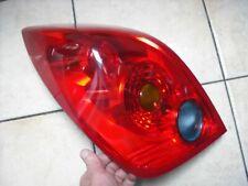 NISSAN PRIMERA P12 REAR LIGHT REAR  LAMP N/S LEFT UK PASSENGER SIDE  2002-2008