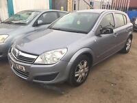 2008 Vauxhall Astra CLUB 1.3 CDTI  MOT SPARES OR REPAIRS
