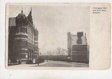 Thorngate Hall & Drill Hall Gosport Hampshire 1905 Postcard 623b