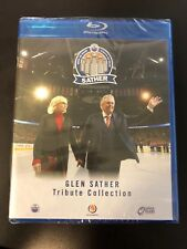Edmonton Oilers Glen Sather Blu-Ray Disc