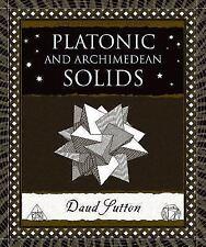 Platonic & Archimedean Solids (Wooden Books)