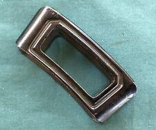 Original Pre-WWII Dutch Mannlicher 6.5x53R Enbloc Clip Various Markings 6.5mm