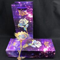 1 Pcs Galaxy Rose with Love Base Stand - Best Gift - Free Shipping