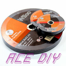 Metal Cutting Discs | Angle Grinder Disc Thin Stainless Steel 100mm 115mm 230mm